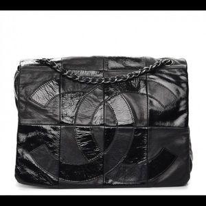 Chanel Classic flap Brooklyn patchwork bag